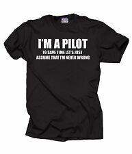 Gift For Pilot T-Shirt Pilot Tee Shirt