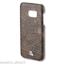 4smarts Kroko-Optik Clip Case Schalentasche für Samsung Galaxy S7 G930F / EDGE