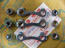 Honda CB 750 Four  K0 K1 K2 Sicherungsblech Set  Washer, tongued 8 mm Set