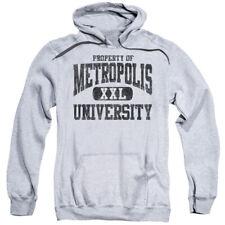 Superman Property Of Mu Metropolis University Licensed Adult Pullover Hoodie