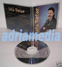 JOZA BECAR CD Kuda zuris moj zivote Album 1996 Bosnien Bosna Folk Narodna Muzika