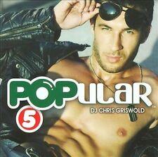 New: Griswald, DJ Chris: Popular, Vol. 5  Audio CD