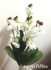 Artificial plants & flowers Wedding flower Phalaenopsis Orchid bouquet Bush F82