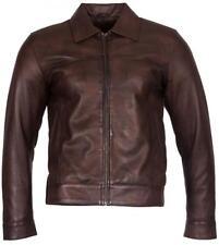 Chaqueta Harinton retro piel napa para hombre leather jacket G500 Infinity