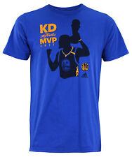 Adidas NBA Men's Golden State Warriors Kevin Durant #35 Finals MVP 2017 Tee