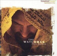 The Watchman - Paul Wilbur (CD, 2005, Hosanna! Music, Integrity)