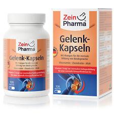 ZeinPharma Gelenkkapseln Tabletten Glucosamin MSM Chondroitin hochdosiert