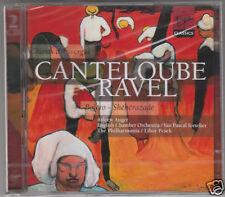 CANTELOUBE CHANTS D'AUVERGNE RAVEL BOLERO 2 CD