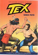 Tex Collezione storica a colori  n° 13 (Repubblica-L'espresso)