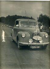 RALLYE INTERNATIONAL GASTRONOMIQUE  voiture  ( 10 )   (grande photo 30 X 24 CM )