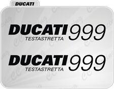 KIT Adesivi Stickers compatibili DUCATI 999 TESTASTRETTA Superbike