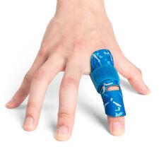 2PC Kuangmi Finger Sleeve Support Protector Finger Splint Brace Pain Relief