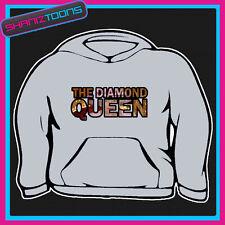 El Diamante Queen Elizabeth Royal Jubilee Hoody Con Capucha Todos Los Tamaños Y Colores