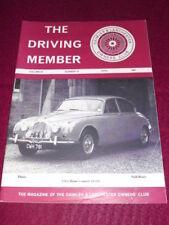 THE DRIVING MEMBER - V8 250 - April 1987 Vol 23 # 10