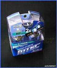 MTEC H7 XENON HID COSMOS BLUE HEADLIGHT BULBS