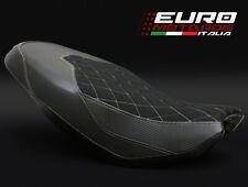Ducati Scrambler 2015-2017 Luimoto Suede Sport Diamond Seat Cover /Gel Option