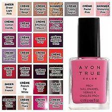 Avon True Color Pro+ Nail Enamel