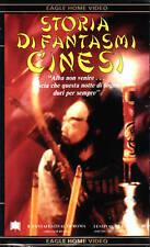 STORIA DI FANTASMI CINESI (1989) VHS Eagle