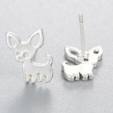 Cute Dog Studs Chihuahua Jewelry Love my Pet Jewelry Animal Earring