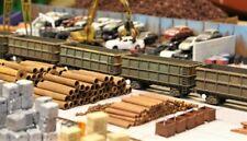 BULKSCENE - Model Scrap Metal Loose Loads OO/HO Gauge Scenery Wagon Loads