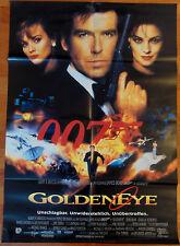 James Bond 007 Plakat GOLDENEYE Pierce Brosnan