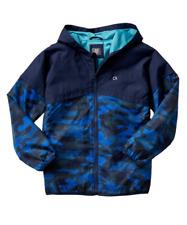 Gap Boys Camo Windbreaker GapFit Kids Outerwear Msrp $40 NWT