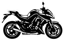 Kawasaki Z 1000 (2013) Aufkleber