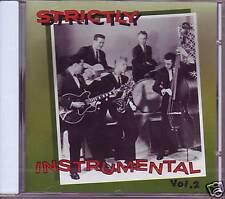 V.A. - STRICTLY INSTRUMENTAL Vol. 2 - Buffalo Bop CD