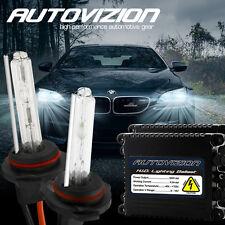 AUTOVIZION Xenon Light HID Kit 55W H1 H3 H7 H11 9006 5000K 6000k Slim Ballast H4