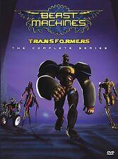 Beast Wars - Beast Machines Transformers: (DVD, 2006, 4-Discs)L-1858-322-014