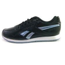 ZAPATILLA REEBOK ROYAL GLIDE mujer negro-azul zapatillas casual clásicas