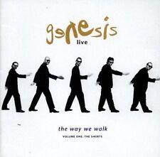 CD GENESIS LIVE THE WAY WE WALK VOL 1 VOL 2 CD N° 2 .....NUOVI