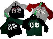 Sweater Strickjacke Benetton Jacke grün grau schwarz rot blau 74 80 86 NEU