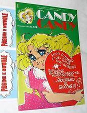 CANDY CANDY n. 124 - anno 4° - 1° ed. 1983 (no inserto lady oscar)