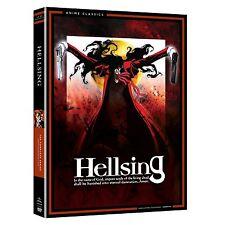 Hellsing . The Complete Series . Anime Classics . 2 DVD . NEU