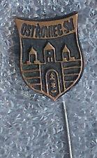 Ostrowiec - Polish Hat Lapel Pin LP0234