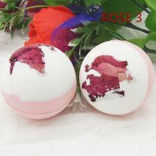 1pc Bath Bomb Handmade Aromatherapy Natural Sea Salts Rose Jasmine Lavender New