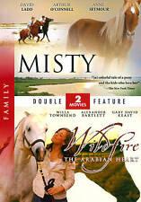 Misty/Wildfire:The Arabian Heart (DVD, 2011) 2 GREAT HORSE FILMS