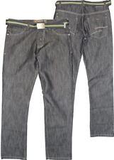 "Carabou SMART FIT MEDIANO Peso Jeans (rv-4) en Cintura 32A 56"" & L29"" to 83.8cm"