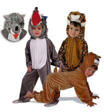 Plüsch-Overall Wolf Bär Tierkostüm Bärenkostüm Grizz Fasching Karneval 12188913