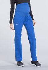 Royal Blue Cherokee Scrubs Workwear Professionals Maternity Pants WW220 ROY