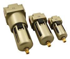 Wasserfilter Wasserabscheider Druckluft 1/4 - 1 Zoll Öl-Abscheider Filter Wasser