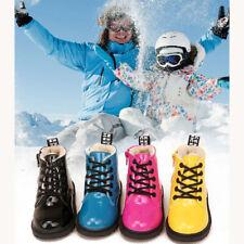 L'hiver Chaussures Enfant Bottes de neige Garçon Fille Enfants Chaussures 21-36