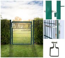 Home Deluxe Garden Gates Gate Fence Gittermattentor Grid Green