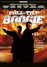 Full-Tilt Boogie (DVD, 2011)