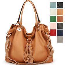 New GENUINE LEATHER purses handbags HOBO TOTES SHOULDER Bag [WB1060]