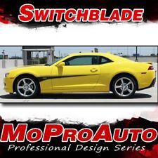 2011 Camaro Blade Hood Spike Side Spear 3M Vinyl Decals Stripes Graphic - B677