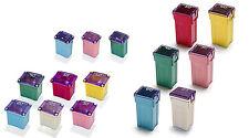 PAL Slow Blow Fuse J Type Push Fit Fuse 20 25 30 40 50 60amp Mini Maxi Size NEW!