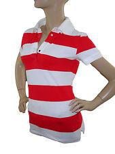 Donna Colletto Camicie Maglie Polo Online Acquisti Con Rosso E Da 1tTqn5wYq