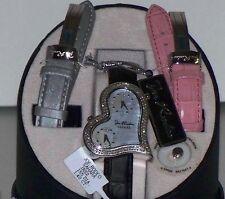 New Authentic womens joe rodeo white sahara JRS2 1.40ct.aprx.real diamond watch